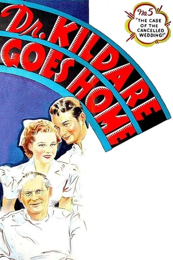 Poster of Dr. Kildare Goes Home