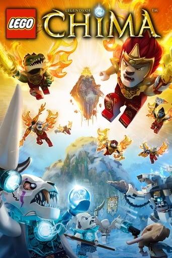 Poster of Lego Legends of Chima
