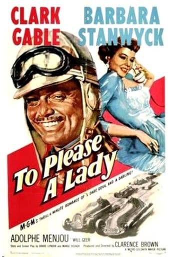 Poster of To Please a Lady