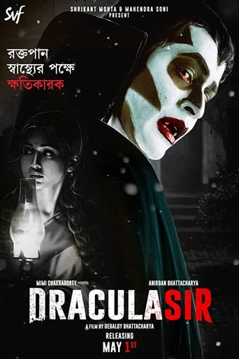 First Look Kolkata Now Showing Near Kolkata - Dracula SIr