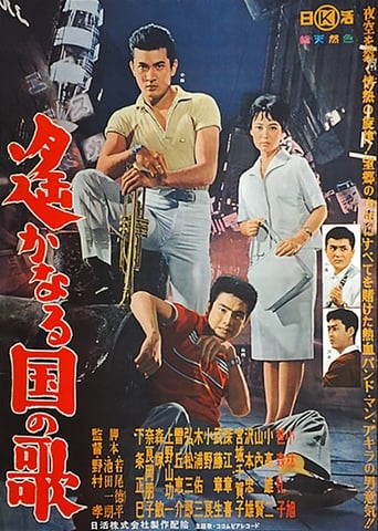 Poster of 遙かなる国の歌
