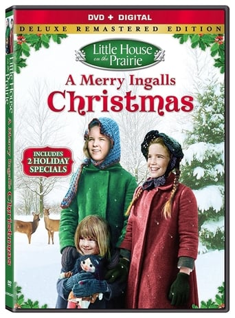 Poster of Little House on the Prairie: A Merry Ingalls Christmas