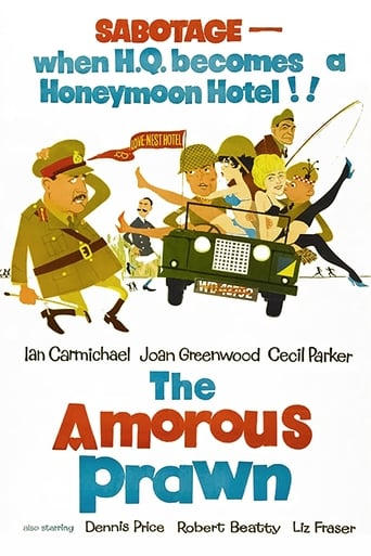 Poster of The Amorous Prawn