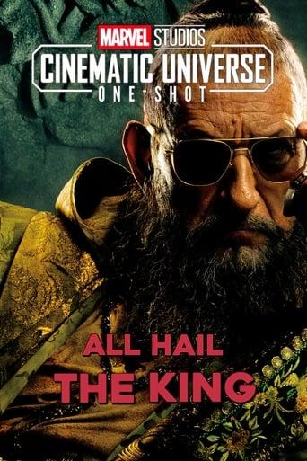 Marvel One-Shot: All Hail the King Poster