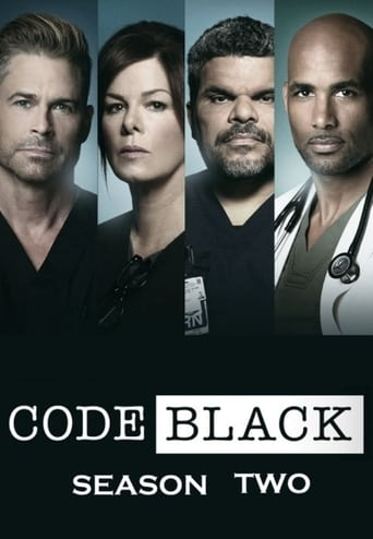 Juodasis kodas / Code Black (2016) 2 Sezonas LT SUB žiūrėti online