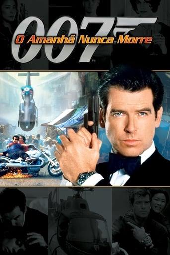 007 - O Amanhã Nunca Morre - Poster