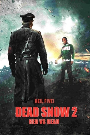 Poster of Dead Snow 2: Red vs. Dead