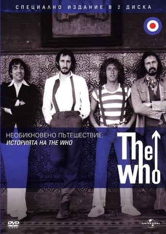 Poster of Amazing Journey: The Story of The Who