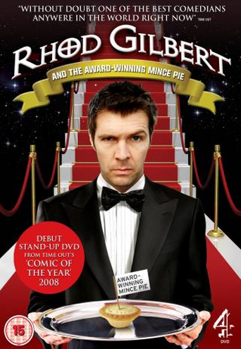 Poster of Rhod Gilbert and the Award-Winning Mince Pie fragman