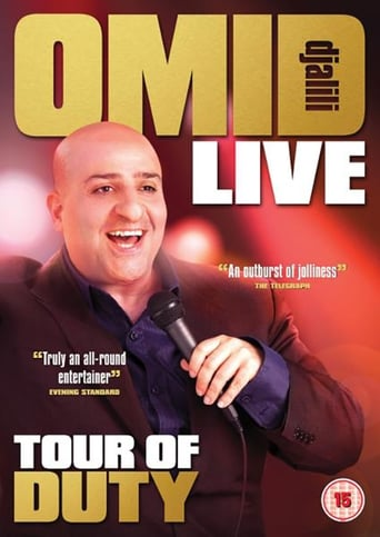 Poster of Omid Djalili: Tour of Duty
