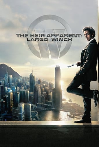 The Heir Apparent: Largo Winch Poster