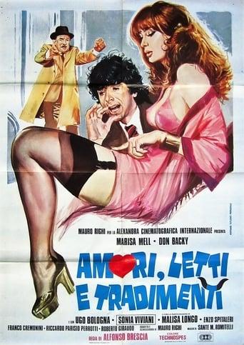 Poster of Amori, letti e tradimenti