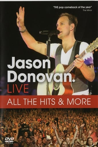 Poster of Jason Donovan: Live All The Hits and More