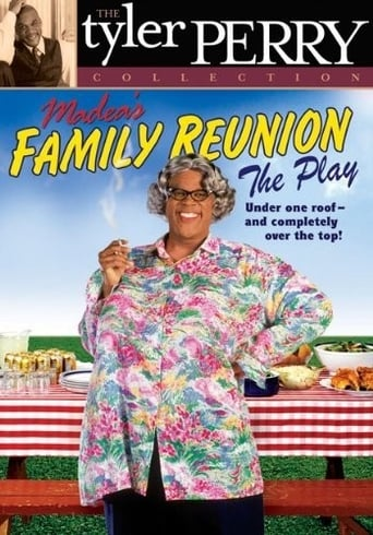 Poster of Madea's Family Reunion