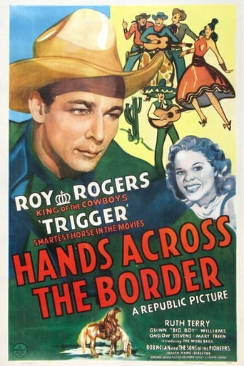 Poster of Hands Across the Border