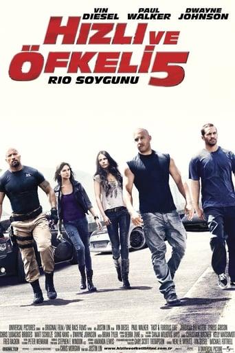 Poster of Hızlı ve Öfkeli 5: Rio Soygunu