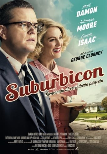 Poster of Suburbicon