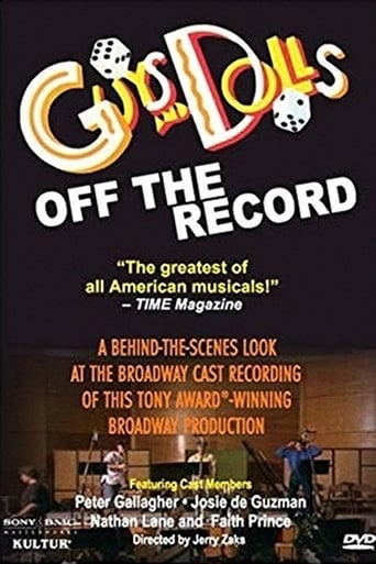 Poster of Guys And Dolls: Off The Record