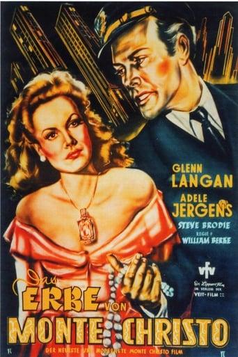 Poster of Treasure of Monte Cristo