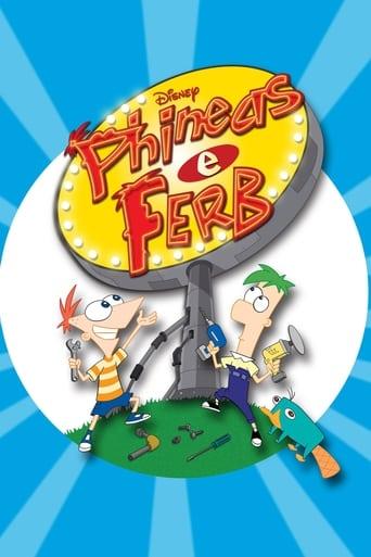 Phineas e Ferb 1ª Temporada - Poster