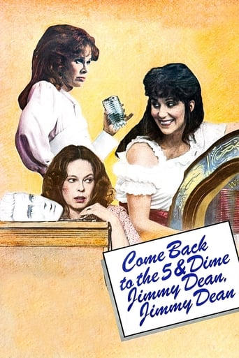 Come Back to the 5 & Dime, Jimmy Dean, Jimmy Dean (1982) - poster