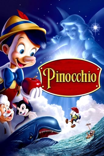 Watch Pinocchio Online