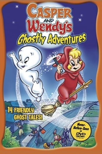 Casper and Wendy's Ghostly Adventures Movie Poster