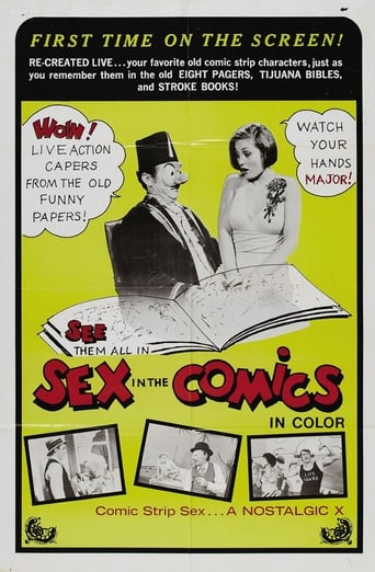 Watch Sex in the Comics Free Online Solarmovies