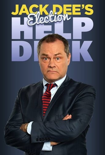 Poster of Jack Dee's Election Helpdesk