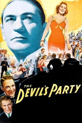 Poster of The Devil's Party
