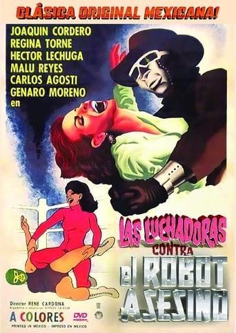 Poster of Las luchadoras contra el robot asesino