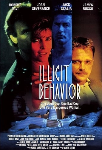 Poster of Illicit Behavior