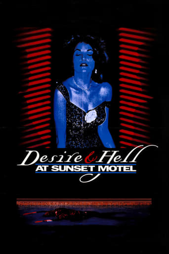 Poster of Desire and Hell at Sunset Motel