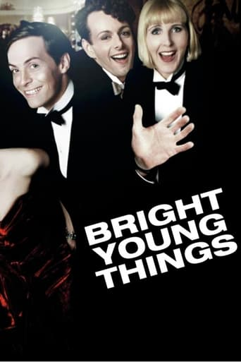 Poster of Bright Young Things