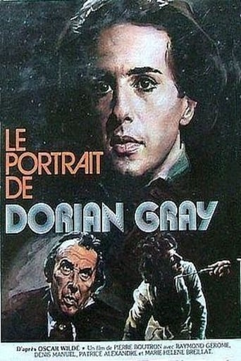 Poster of Le Portrait de Dorian Gray