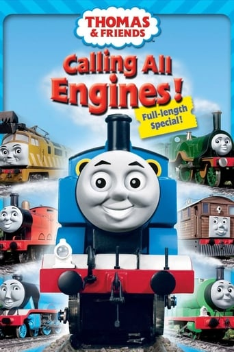 Poster of Thomas & Friends: Calling All Engines!