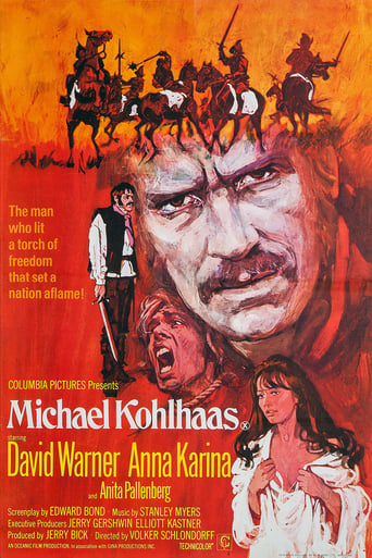 Poster of Michael Kohlhaas - The Rebel
