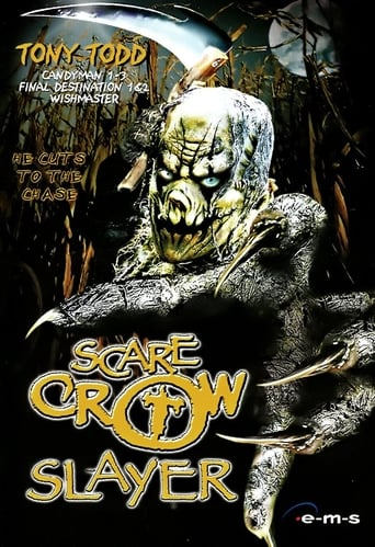 Poster of Scarecrow Slayer