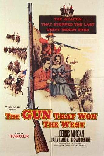 Poster of The Gun That Won the West