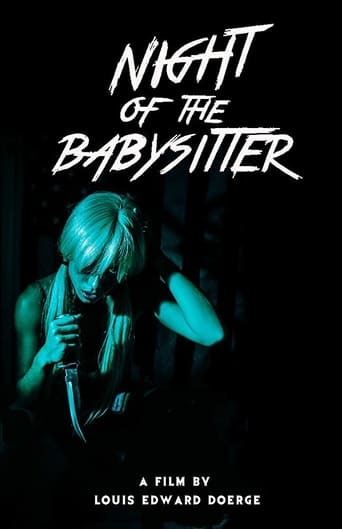Poster of Night of the Babysitter