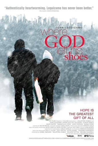 Poster of Where God Left His Shoes