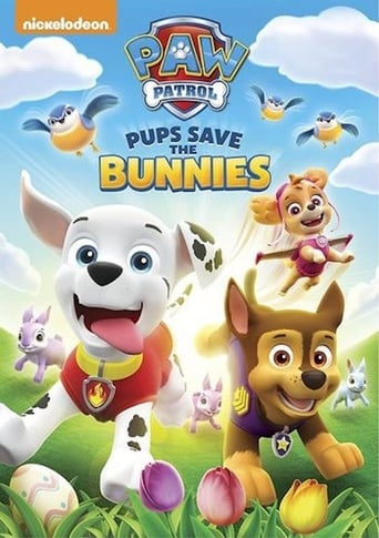 Poster of Paw Patrol:  Pups Save the Bunnies