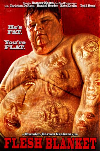 Flesh Blanket Poster