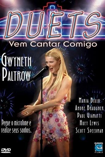 Duets: Vem Cantar Comigo - Poster