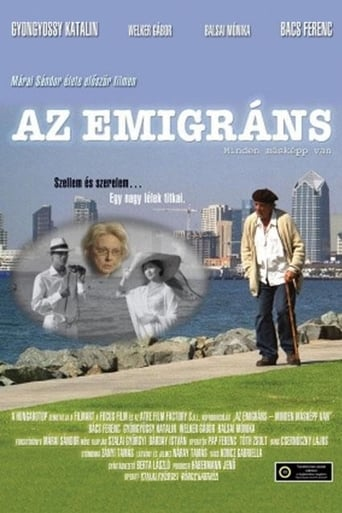 The Émigré: Everything is Different