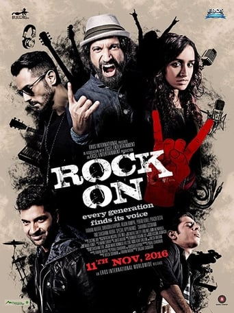 Poster of Rock On 2