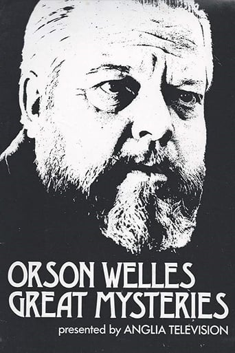 Orson Welles' Great Mysteries Poster