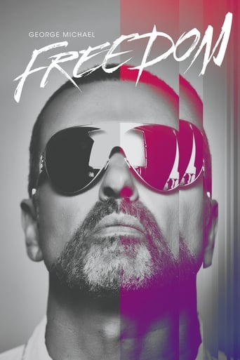 Poster of George Michael: Freedom