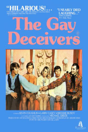Poster of The Gay Deceivers