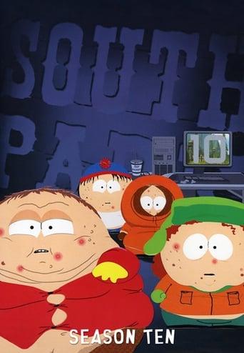 South Park 10ª Temporada - Poster